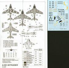 Hi Decalcomania 1/72 Grumman A-6E Intruder # 72029