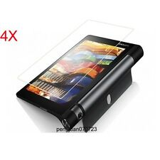 "4PCS Screen Protector Film Guard For 8.0"" Lenovo Yoga tablet 3 850F YT3-850F"