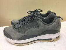 fec5173874d Nike Air Jordan CMFT AIR MAX 442087 003 Men Gray Suede Sneaker Shoes Size 10