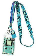 Nintendo Gameboy Color Lanyard With ID Holder And 2