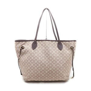Louis Vuitton Tote Bag M40515 Neverfull MM Bordeaux Monogram Idylle 2401101