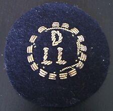 ✚1185✚ German DLL fleet insignia EMBROIDERED PATCH WW2 Deutsche Levante Line