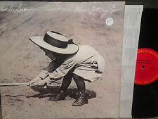 """Phoebe Snow """"Never Let Go"""" LP"""