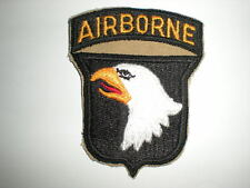 101ST AIRBORNE DIVISION UNIT PATCH WWII (REPRODUCTION)