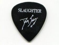SLAUGHTER 1990 Stick It Guitar Pick!!! DANA STRUM original Fan Club package #1