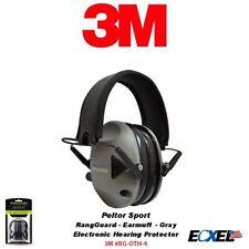 3M Peltor #RG-OTH-4 Sport RangeGuard (TM) Electronic Earmuff