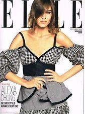 December Elle Magazines for Women