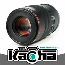NEUF Canon EF 100mm f/2.8L Macro IS USM Lens