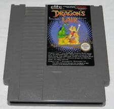 DRAGONS LAIR     Nintendo  NES Spiel    GETESTET