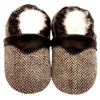 NEW Black Herringbone Hi-top Oxfords Boys Dress Infant /& Toddler Sizes 1-10