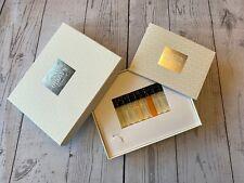 Molton Brown Down To A Fine Art EDT Gift Set. 8 x 1.5ml Perfume. Fragrance.