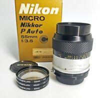 NIKON Micro NIKKOR - P C AUTO 55 / 3,5