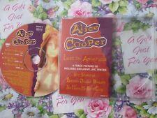 Alice Cooper – Lost In America Epic Records 660347 2 UK Picture CD Single