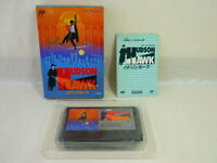 HUDSON HAWK Famicom Nintendo Import Boxed fc
