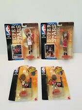 MATTEL MICHAEL JORDAN 1998/99 ACTION FIGURE LOT (4)