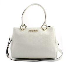 1ea27dcea4 Sac Shopping Épaule Guess Femme Cuir Écologique avec Logo Blanc Manches