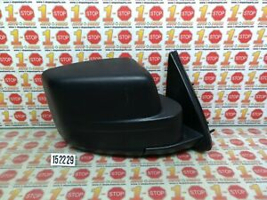 07 08 09 DODGE NITRO PASSENGER RIGHT SIDE VIEW POWER DOOR MIRROR 55157188AF OEM