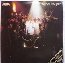 Abba-SUPER Trouper-UK-LP W. SPECIAL COVER