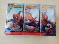 Fazzoletti da collezione MARVEL SPIDER-MAN, gadget, 6 pezzi