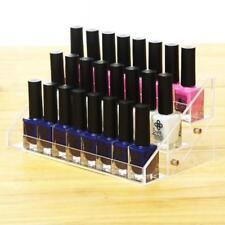 Beauty 3 Tier Storage Case Makeup Nail Polish Jewerly Display Stand Holder