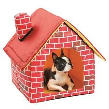 Soft Warm Small Dog House Folding Detachable Bed House Blanket For Puppy Dog Cat