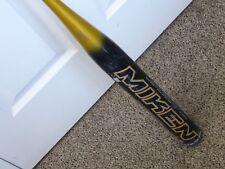 Miken Nemesis E-FLEX  DFR 250 Slowpitch Softball Bat ASA/NSA 34/26