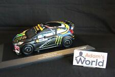 Minichamps Ford Fiesta RS WRC 2013 1:18 #46 Rossi / Cassina Monza Rally (JvdM)