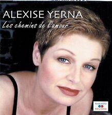 CD - ALEXISE YERNA - Les Chemins De L'Amour