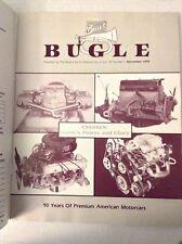 Buick Bugle Magazine 90 Years Of Premium Motors November 1993 032017NONRH