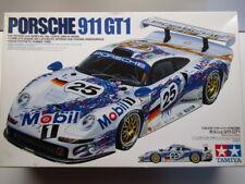 Tamiya 1:24 Scale Mobil Porsche 911 GT1 Model Kit - New - Kit # 24186*2000