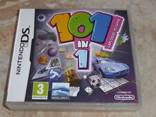 101 in 1 Explosive Megamix Nintendo DS Game : Puzzles, Sports, Arcade & More