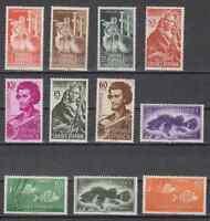 SPANISH SAHARA - COMPLETE MNH YEAR 1953 EDIFIL 101/11