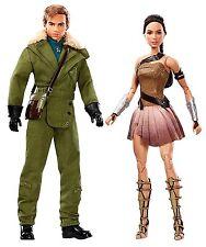 New Barbie Ken 2017 Wonder Woman Steve Trevor & Diana Paradise Island Giftset
