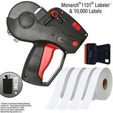 Monarch 1131 Price Labels Starter Kit Includes Pricing Gun, 10, 000 White Inker