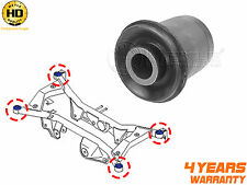 FOR NISSAN XTRAIL T30 REAR AXLE SUBFRAME MOUNT MOUNTING HD BUSH SET 01-07