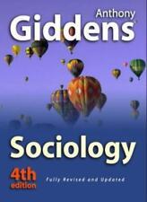 Sociology,Anthony Giddens