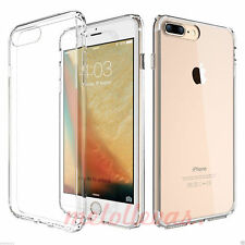 Funda carcasa para iPhone 8 Plus Gel Transparente