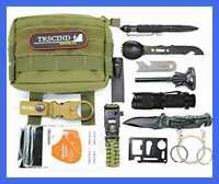 Fishing Gifts Christmas Birthday For Men Him Dad Boyfriend Survival Gear Kit 11