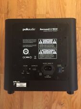 Polk Audio SurroundBar SDA Home Theater Sound System Only Sub Woofer