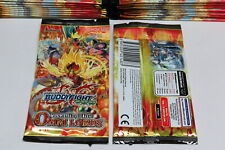 Future Card Buddyfight 100 Assault of the Omni Lords 2x Booster Packs TGC NEW