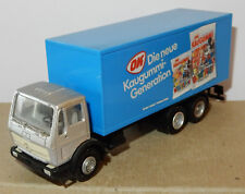 HERPA HO 1/87 MERCEDES 1619 CAMION PUBLICITE BONBONS WALT DISNEY MICKEY