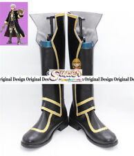 Fire Emblem Warriors Reflet Boot Party Shoes Cosplay Boots Custom-made