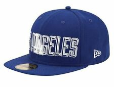NEW ERA 59 FIFTY BEVEL PITCH LA DODGERS SIZE 7+1/8