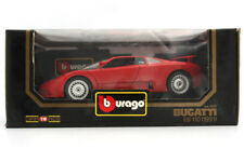 Bugatti EB 110 (1991), rot, bburago 1:18, mit OVP