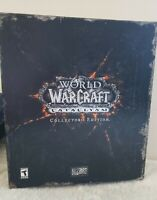 World of Warcraft: Cataclysm Collector's Edition PC RPG computer game