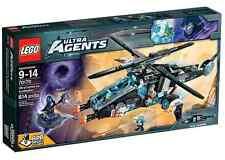 LEGO® Ultra Agents 70170 UltraCopter vs. AntiMatter NEU OVP NEW MISB NRFB