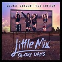 LITTLE MIX GLORY DAYS Deluxe Edition CD & DVD ALL REGIONS NTSC NEW