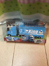 Disney Pixar Cars Race-O-Rama #3 King Gray Hauler Die-Cast Vehicle!