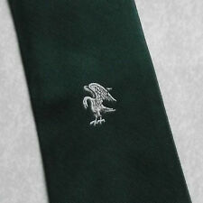 Vintage Tie MENS Necktie Crested Club Association Society BIRD EAGLE