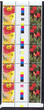 Australian Stamps 1994 45c Thinking of You Love Stamps Gutter Strip 10 MNH
